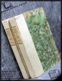 1923年《古文选珍》两册全《小说散文》卷 和《诗词曲赋》卷  翟理斯 英译
