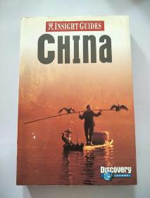 INSIGHT GUIDES -- CHINA 中国概览 探索频道系列 英文原版