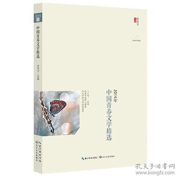 2014年中国青春文学精选