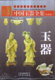 中国古董文化收藏鉴赏 中国玉器全集(全彩版)