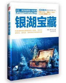 卡尔·麦异域探险小说系列:银湖宝藏