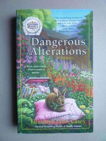 dangerous alterations 危险的变化 (英文原版书)