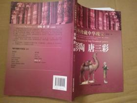 海外珍藏中华瑰宝:彩陶 唐三彩