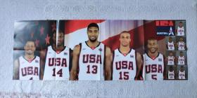 【海报】USA BASKETBALL