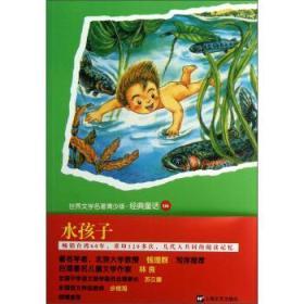 (2016年教育部推荐目录)世界文学名著青少版.经典童话133:水孩子(社版)