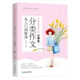 名师名家推荐小学生作文通关宝典(套装共3册)上套装