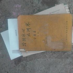 冷剑冰心刘洲寒/上册
