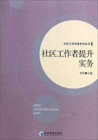 社区工作实务系列丛书:社区工作者提升实务