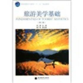 正版二手书旅游美学基础第二2版祁颖高等教育出版社9787040273557af