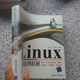 Linux系统案例精解:存储、Oracle数据库、集群、性能优化、系统管理、网络配置