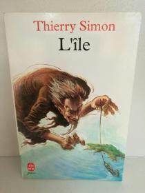 Thierry Simon:Lîle 法文原版书