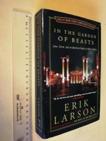 英文原版 In the Garden of Beasts by Erik Larson