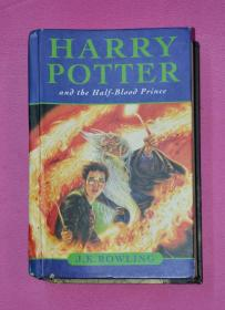 HARRYPOTTER and the Half-Blood Prince