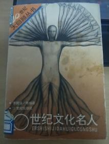 世纪文化名人(20世纪大回顾丛书)