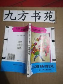 小将杨排风 (绘图本中国古代小将故事)