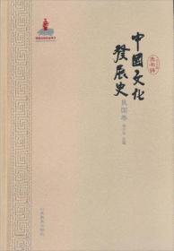 中国文化发展卷 民国卷  E2XIE