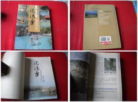 《泡汤乐台湾温泉纪行》,32开刘川裕著,东森2002出版,5468号,图书