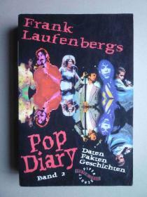 frank laufenbergs pop diaryII(英文原版书)