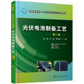 新能源系列--光伏电池制备工艺(陈楠)(第二版)