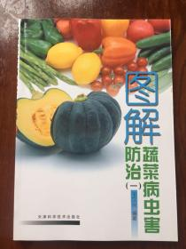 图解蔬菜病虫害防治 (一)