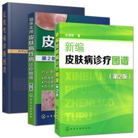 临床实用皮肤病性病诊疗图谱(第2版)