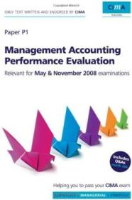 Cima Learning System Management Accounting - Performance Evaluation  Fourth Edition (cima Managerial