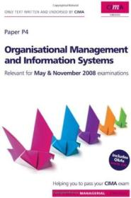 Cima Official Learning System Organisational Management And Information Systems  Fourth Edition (cim