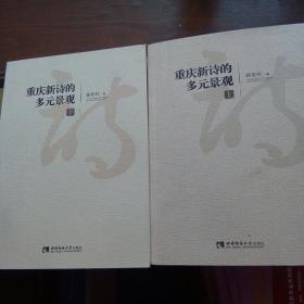 重庆新诗的多元景观(上下两册)