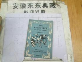 THE WHITE DUCK AND OTHER STORIES(外文书,自己看)