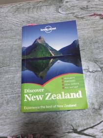 lonely plonet:Discover New Zealand   有地图