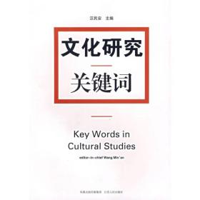 文化研究关键词