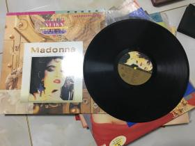老唱片;世界巨星合集.麦当娜金曲.总括麦当娜全部排行冠军曲