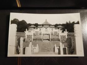 民国北京天坛建筑群老照片一张
