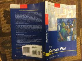 The Korean War朝鲜战争,