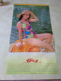 1993年历画:夏日