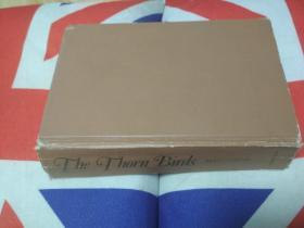The Thorn Birds-英文原版《荆棘鸟》,罕见精装1977年毛边初版本!、孔网只此一本/