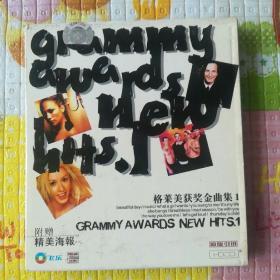 格莱美获奖金曲集1  CD