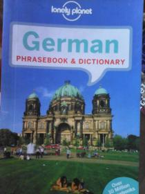 German  Phrasebook and dictionary