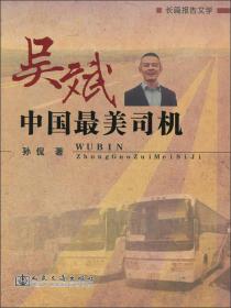吴斌:中国最美司机