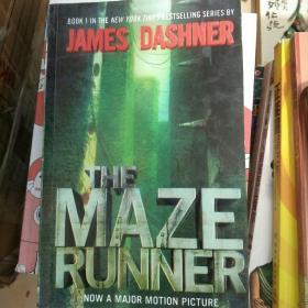The Maze Runner (Maze Runner Trilogy)迷宫行者三部曲 英文原版