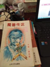 魔兽传说(第三册)