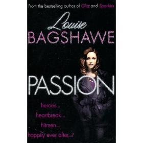 送书签fa-9780755336111-PASSION/LOUISE BAGSHAWE