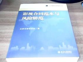 北京律师业务指导丛书:影视合同范本与风险防范