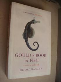 Goulds Book of Fish:A Novel in Twelve Fish(古尔德的鱼书:12种鱼的小说;英文原版;多次获奖作品)