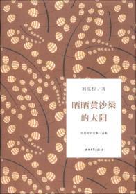 晒晒黄沙梁的太阳:刘亮程自选集 ·诗集 精装