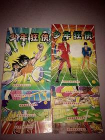 少年狂侠 第一集 1-10 第二集 1-10 第三集 1-10 第四集 1-5