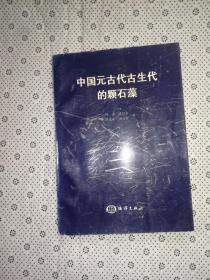 中国元古代古生代的颗石藻