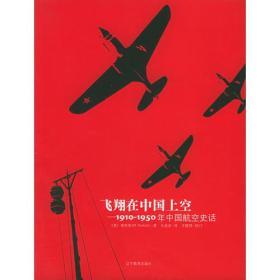 飞翔在中国上空