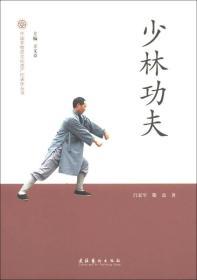 (正版)少林功夫:中国非物质文化遗产代表作丛书