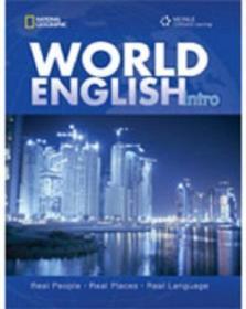 World English Intro  Middle East Edition: Writing Portfolio